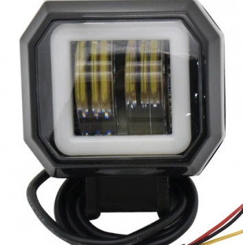 """DF-5015C 3.5"""" Фонарь светодиодный 5SMD 15W"""