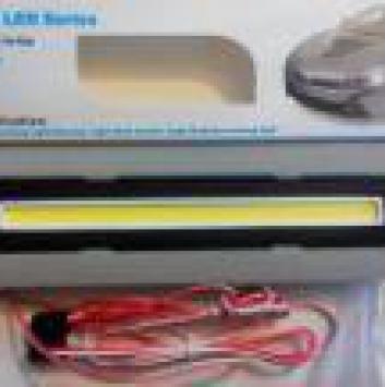 G15 Ходовые огни DRL C710WA-18816-80A1 White Line COB 80LED (2шт)