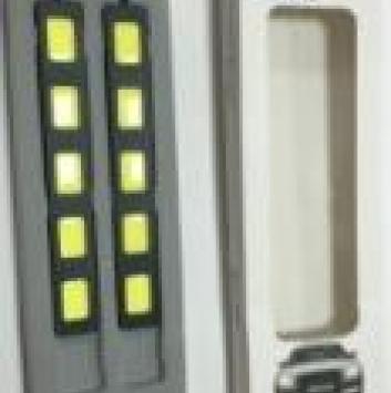 G3 Ходовые огни DRL JC715W1-15116-805W White 80 LED (2шт)