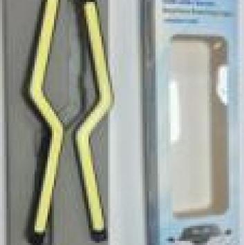 G6 Ходовые огни DRL JC713W1-16606-Z483W White 48 LED (2шт)