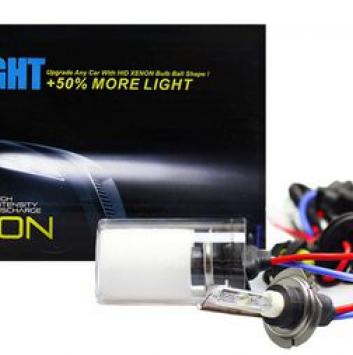 Лампа ксеноновая BlueLight цоколь: H1, H3, H7, H11, HB4.