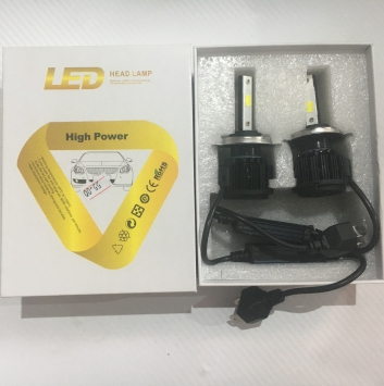 K2 H1 5500K 18W Комплект светодиодных ламп