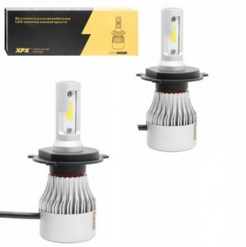 Комплект светодиодных ламп головного света XPX