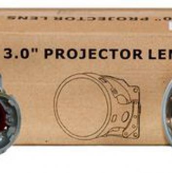 Комплект линз для фар HELLA 5 (3 дюйма) - 2шт