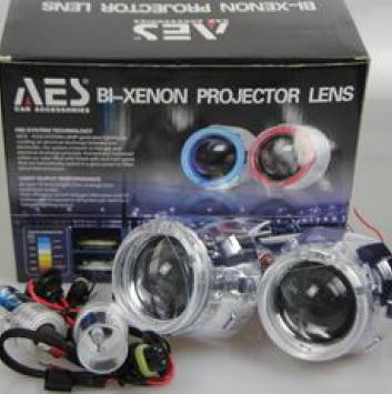 Комплект линз для фар MINI -3(LED) KIT 2.5 дюйма