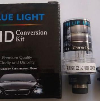 Лампа ксеноновая D2S BlueLight
